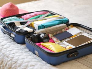 checklist mala de viagem